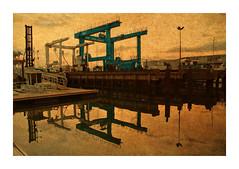 DSC_2506 R (C&C52) Tags: port landscape paysage extrieur grues artnumrique