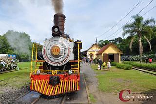 Locomotiva - Garibaldi - RS - Brasil