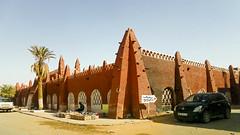 Grande mosque de Timimoun (habib kaki 2) Tags: sahara algeria desert algerie   timimoun adrar timimoune