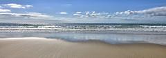 océan - 3 (alouest225) Tags: ocean atlantique lasalie gironde aquitaine plage beach sand sable vagues waves sea mer sony rx100m3 landscape seascape paysage panoramique océan alouest225 hdr