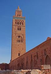 Koutoubia Mosque (Andy Latt) Tags: sony mosque morocco maroc marrakech marrakesh koutoubia koutoubiamosque andylatt dsc007741 rx100m3