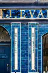 P-00385-No-013_rt (Steve Lippitt) Tags: blue building london architecture architecturaldetail unitedkingdom structures architectural darkblue lightblue deepblue edifice edifices frontage dominantcolor dominantcolour shopfrontage geo:country=unitedkingdom geo:city=london exif:make=fujifilm camera:make=fujifilm geostate exif:aperture=40 exif:isospeed=250 camera:model=xt1 exif:model=xt1 exif:focallength=106mm exif:lens=xf50140mmf28rlmoiswr geo:location=warrenstreetfitzrovianw1 geo:lat=51523722881373 geo:lon=0141395117075