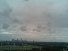 Sydney 2016 Jan 25 12:33 (ccrc_weather) Tags: sky afternoon jan outdoor sydney australia automatic kensington unsw weatherstation 2016 aws ccrcweather