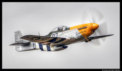 P51 - Ferocious Frankie (2011) (Ismael Jorda) Tags: classic fighter aviation wwii mustang warbirds p51
