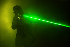 laser sights (zabielin) Tags: white studio soldier army fire us war uniform gun ranger force counter military smoke rifle helmet police assault special american armor cop sniper terror terrorism laser law enforcement sight toned anti spec tactics officer operator swat gi weapons nato forces ops policeman commando task firearms armed warfare tactical antiterror
