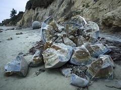Moeraki Boulders #3 (way2chirper) Tags: boulders moeraki sescape