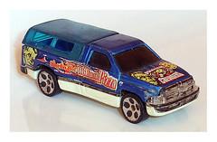 DODGE Ram Truck (1780) HW DSC00923 (baffalie) Tags: auto car toys miniature voiture retro coche jouet diecast jeux