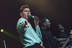 Frankie and the Heartstrings @ O2 Academy 5 (preynolds) Tags: music rock concert birmingham raw dof singing stripes gig group livemusic band noflash singer indie pointing alternative frontman mark2 tamron2470mm canon5dmarkii counteractmagazine