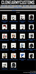 CAC Wave 8 Helmet Prints (CloneArmyCustoms) Tags: old blue shadow orange snow storm trooper nova night sand marine republic order force purple air helmet attack 21st first 2nd corps elite covert stormtrooper 501st driver bourne airborne commander ops galactic 187th 41st havoc kash unleashed battalion bacara kashyyyk 212th
