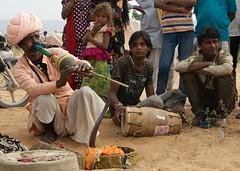 Snake Charmer (Simon Maddison LRPS) Tags: raw pushkar rajasthan