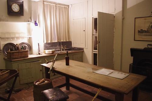 The Servants' Kitchen