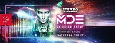 02-27-16 KU DE TA Bangkok Presents My Digital Enemy (clubbingthailand) Tags: club dj bangkok mde kudeta clublife httpclubbingthailandcom