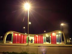 FDT 160223 (Chantal van der Ende-Appel) Tags: groningen busstation transferium hoogkerk fdt facedowntuesday