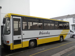 Waverley 2 (Coco the Jerzee Busman) Tags: uk bus islands coach jersey tours channel waverley