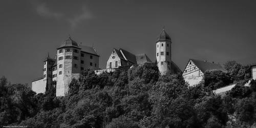 Schloss-Burg Harburg, Altmühltal