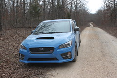 IMG_0422 (86Reverend) Tags: wood blue woods stage rally expose mo missouri hyper salem 100 higgins 75 wrx sti parc gravel acre steelville potosi 2016 serieshyperblue