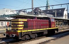 913  Luxembourg  13.08.00 (w. + h. brutzer) Tags: analog train nikon eisenbahn railway zug trains locomotive luxembourg luxemburg cfl lokomotive diesellok eisenbahnen dieselloks webru