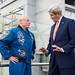 Secretary of State John Kerry Meeting with Astronaut Scott Kelly (NHQ201603240006)
