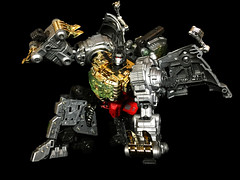 20160228_102809769_iOS (marcosit2) Tags: toys transformers wrath autobot dinobot grimlock 3rdparty combiner gcreations shuraking srk03