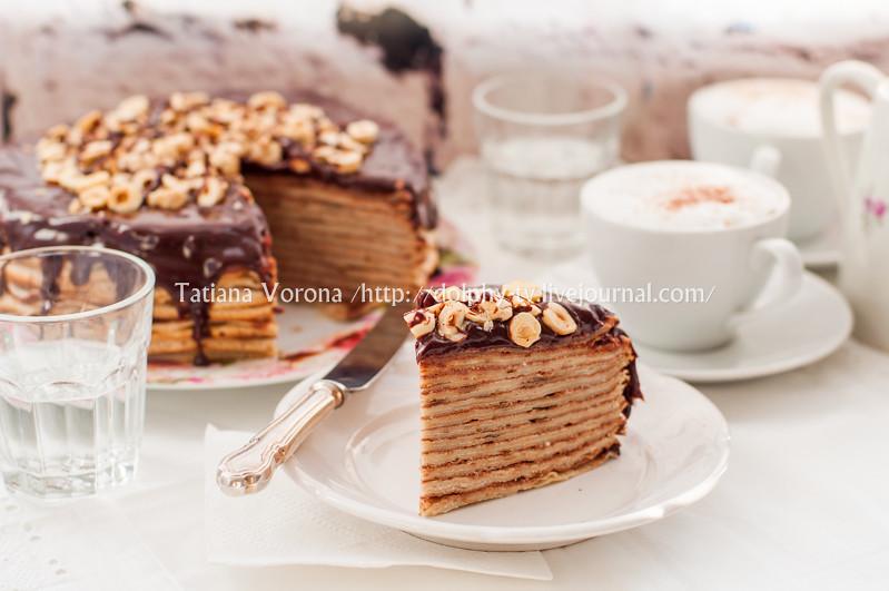 Layer Crepe Cake London