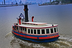 Ferry Boat Juliette Gordon Low, Savannah, Georgia (5 of 5) (gg1electrice60) Tags: ferry port georgia harbor boat dock ship harbour shoreline cranes smokestack northshore conventioncenter ferries ferryterminal southshore westinhotel saltwater ferryboat savannahriver chathamcounty shipchannel countyseat juliettegordonlow passengerboat exhauststack downtownsavannah savannahharbor portofsavannah savannahbellesferry savahannah tradecenterlanding savannariverferry savannahriverferry