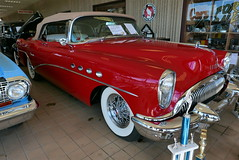 1954 Buick Roadmaster Convertible Model 76 CX (theleakybrain) Tags: classic cars for 1 buick model sale convertible 1954 cx april 76 ellingson roadmaster 2016 p1420122