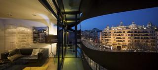 Hotel Avenue terraza