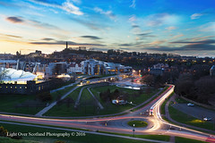 """The Scottish Parliament at Sunset • <a style=""""font-size:0.8em;"""" href=""""http://www.flickr.com/photos/65332699@N08/25717091094/"""" target=""""_blank"""">View on Flickr</a>"""