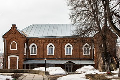 Clergy House in Vladimir (wetscherinin) Tags: neogothic vladimir clergyhouse catholicrussia