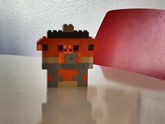Lego creation !!! (shinnygogo) Tags: macro toy lego creative creation iphone buildingblocks