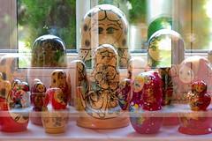 Superposition (papet 3+1) Tags: colors couleurs inside poupes russe russes essai7dmkii