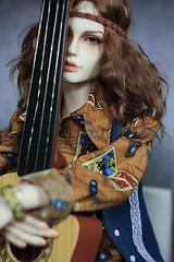 (silver_nut) Tags: guitar hippy angelinajolie bjd minimee