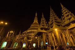 Swedagon Pagoda (Cho Shane) Tags: beautiful architecture night wow wonder gold golden pagoda amazing fantastic nikon scenery pretty shwedagon yangon buddhist religion wide scenic buddhism wideangle landmark tokina holy stunning myanmar dslr inspirational amateur ultrawide breathtaking beautifulview shwedagonpagoda fantasticlight buddhistshrine amazingview amazingshot stunningbeauty amazingbeauty tokinalens stunningview breathetaking stunningshot amazingsight dslrcamera amazingcomposition dslrphotography stunningmoment sceneryphoto tokina116 tokina1116 nikond5300