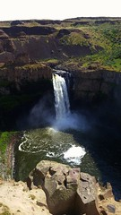 Paulouse Falls (Imaginos Eternal Photography) Tags: landscape photography waterfall washingtonstate eternal palousefalls imaginos