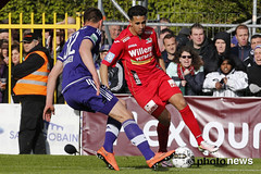 10580924-040 (rscanderlecht) Tags: sports sport foot football belgium soccer playoffs oostende roeselare ostend voetbal anderlecht playoff rsca mauves proleague rscanderlecht kvo schiervelde jupilerproleague