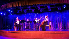 Hats Off to the Polonia String Quartet concert (grinnin1110) Tags: concert illumination indoor cruiseship northamerica atsea vi stthomas usvirginislands regalprincess vistalounge cruise2016 poloniastringquartet