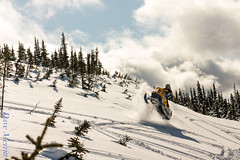 Pine Pass March_-6 (ve7org) Tags: winter snowmobiling