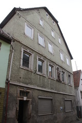 House at Hauptstrae 67 in Zell am Main (Bjrn S...) Tags: bayern bavaria franconia franken zell baviera franconie bavire hauptstrase zellammain zellamain hauptstrase67