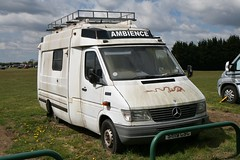 1998 Mercedes-Benz Sprinter 312D (davocano) Tags: ambience s519csc
