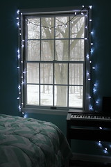 Love What You Do (AlexSmithModeling) Tags: blue trees white tree window fog out outside outdoors photography lights bed bedroom room foggy piano picture indoors inside blueroom aesthetic alexsmith bedroomideas pinterest