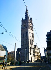 Ghent Tower
