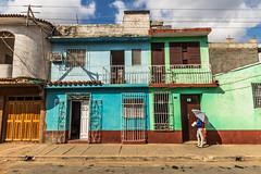 Nighbor's Visit, Trinidad (Rui P Baio) Tags: hot latinamerica america island cuba cigar communist revolution latin mojito socialist caribbean latino cuban salsa tobacco regime espaol caribe