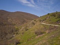 Climbing Pusta Reka (rante_to4ak) Tags: road trees sky mountains building cycling team ride bikes bicycles dirt macedonia biking peaks asphalt pusta reka cer makedonija krusevo drugovo bicyclemk