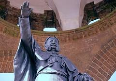 Kaiser-Wilhelm-Denkmal, Porta-Westfalica, 14.4.16 (BensJohn) Tags: minden gemany denkmal portawestfalica kaiserwilhelmdenkmal westflischepforte weserdurchbruch