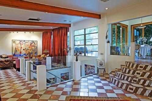 Дом Джареда Лето в Лос-Анджелесе