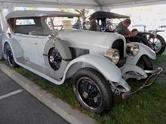 1922 Marmon Model 34 Speedster (splattergraphics) Tags: 1922 carshow speedster hersheypa marmon antiqueautomobileclubofamerica model34 aacaeasterndivisionfallmeet