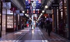 Arcade Adelaide - Adelaide (eliasgvieira) Tags: street people photography movement flag arcade australia adelaide touristic rundle