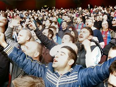 Arsenal v Palace (2015/16) (Paul-M-Wright) Tags: london crystal stadium sunday palace emirates april match 17 fans premier arsenal league versus 2016 cpfc