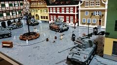 Furiously attempting completion (Yitzy Kasowitz) Tags: lego fury wot wwb moc customlego brickarms brickmania