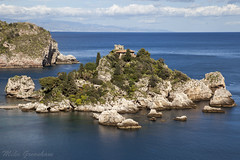 Isola Bella (Mike_Greenham) Tags: island sicily bella taormina isola